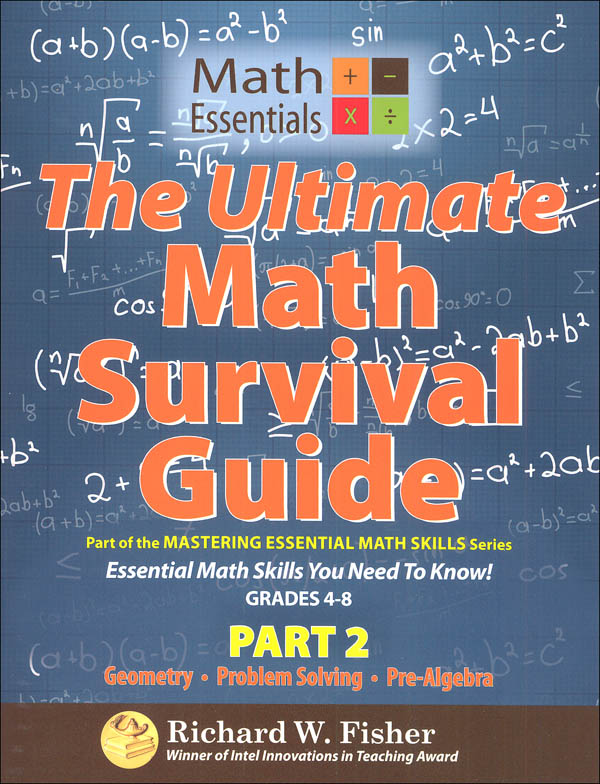 Ultimate Math Survival Guide Part 2