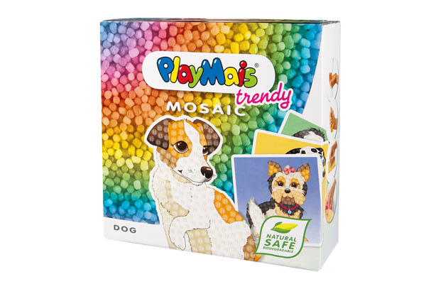 PlayMais Trendy Mosaic - Trendy Dog