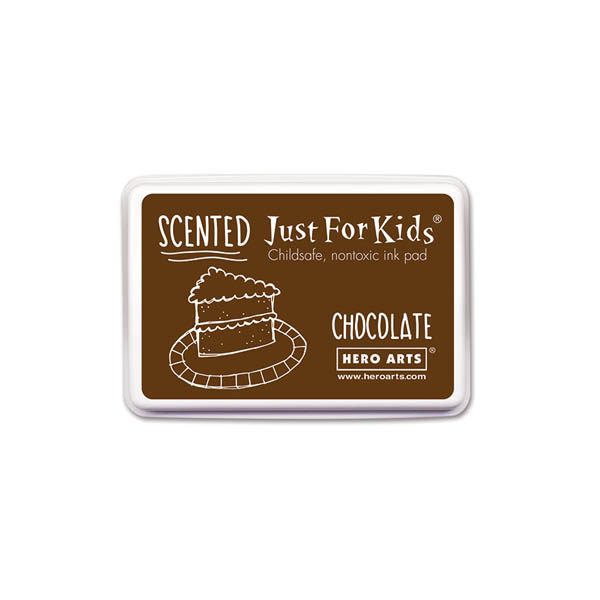 Chocolate Scented Kids Ink Pad