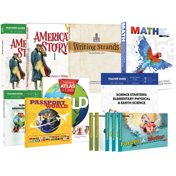 3rd Grade Curriculum Set