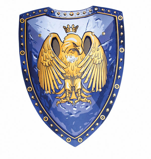 Eagle Shield - Purple (Golden Eagle)