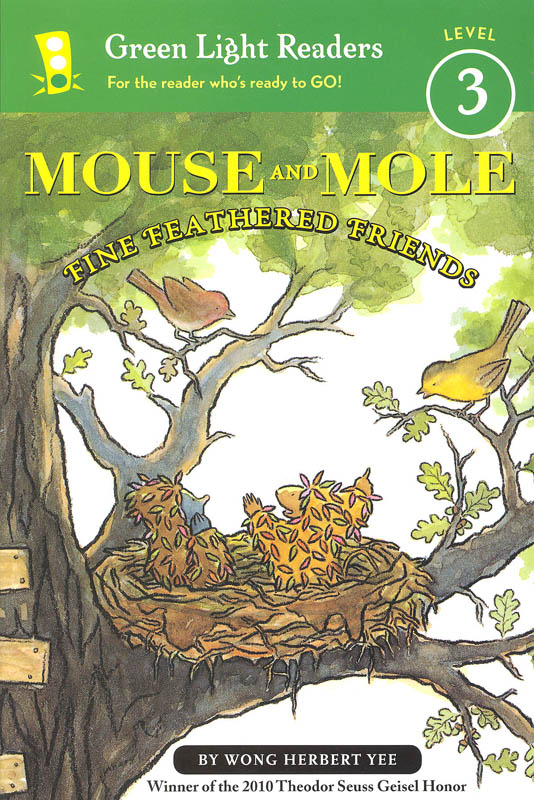 Mouse and Mole, Fine Feathered Friends