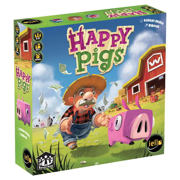 Happy Pigs Game