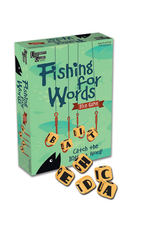 Fishing for Words Game