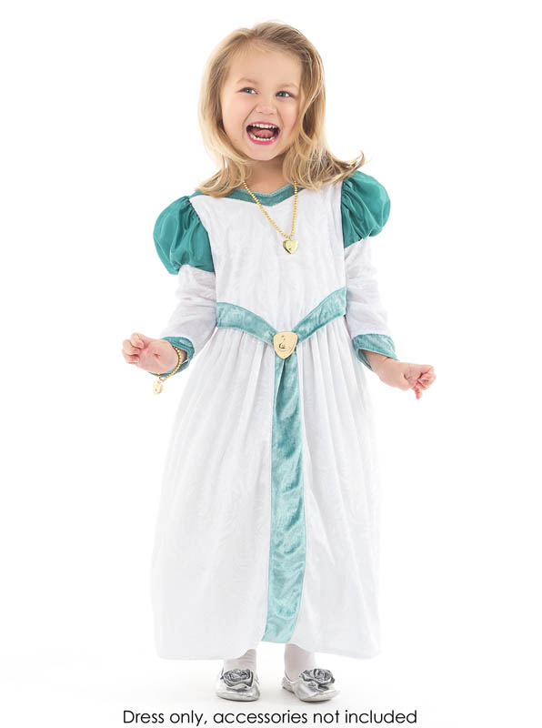 Swan Princess Deluxe Costume - Small