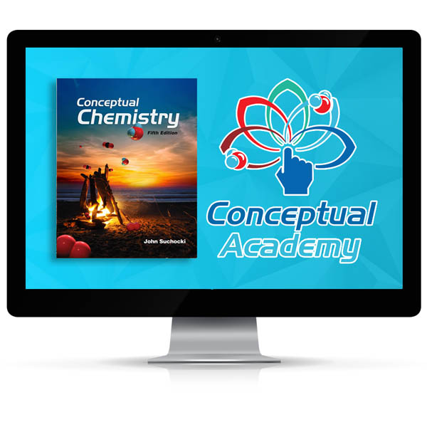 Conceptual Chemistry, Full Version Self-Study Online Course