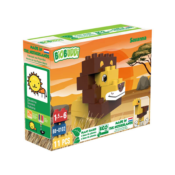 BioBuddies Savanna Set (11 piece)