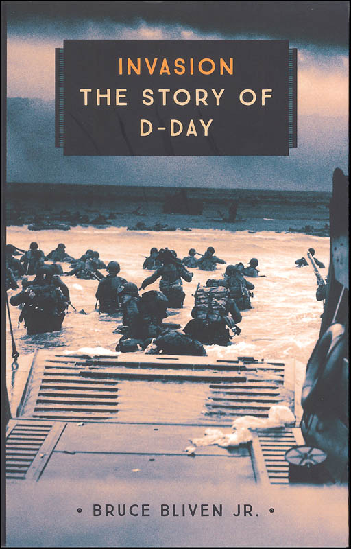 Invasion: Story of D Day (Young Voyageur)