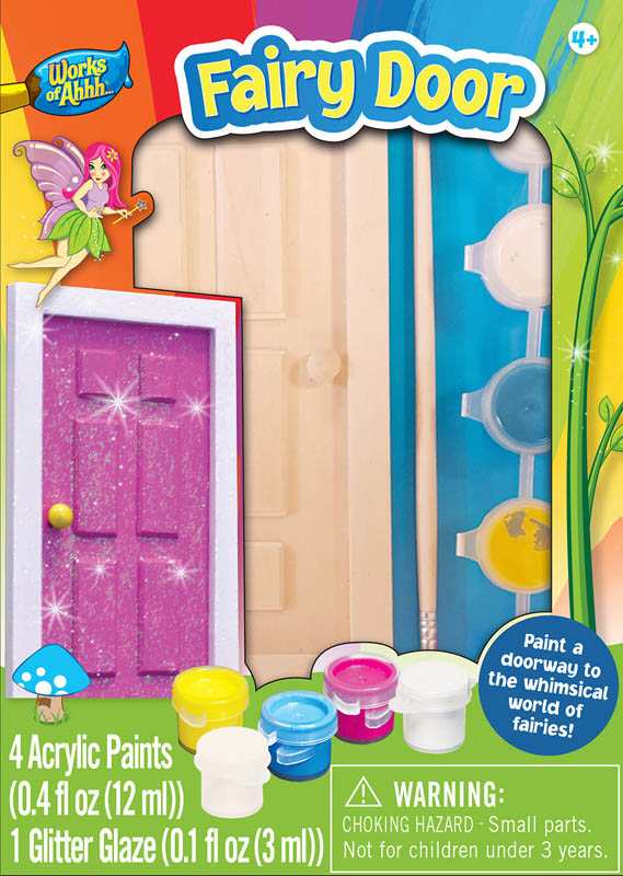 Mini Fairy Door Kit