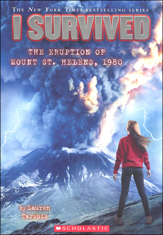 I Survived the Eruption of Mount St. Helens, 1980