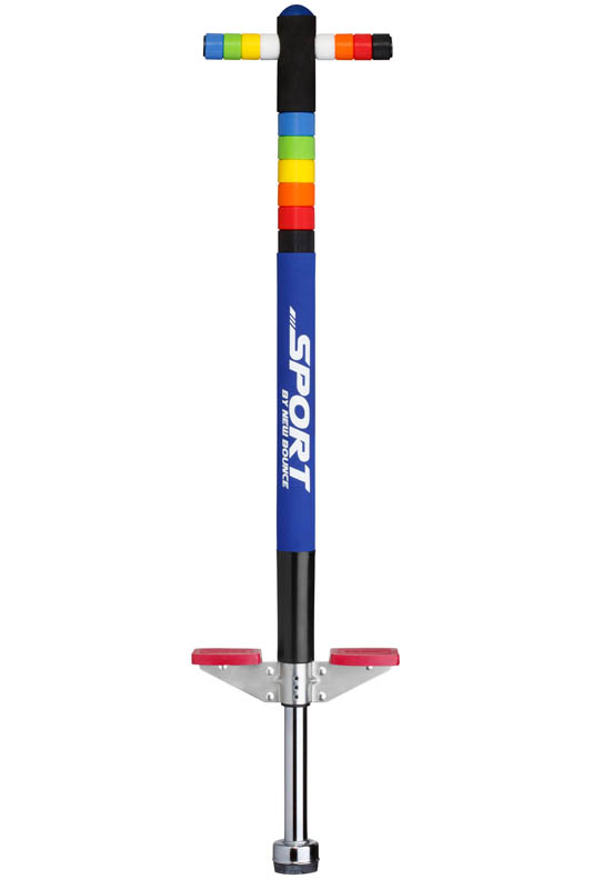 Sport Pogo Stick with Silicone Ring
