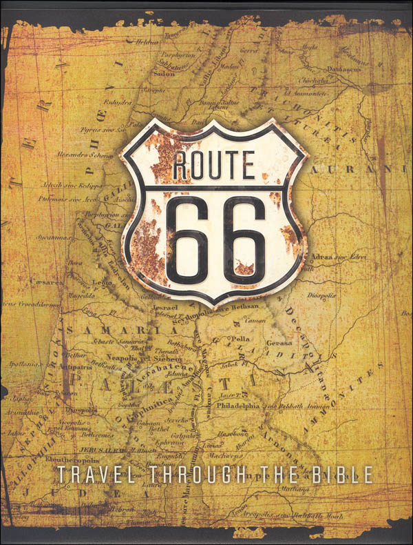 Route 66 Teacher's Manual