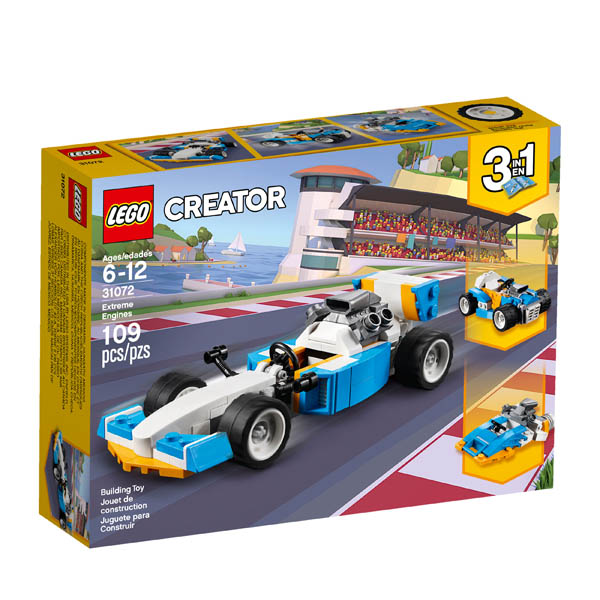 LEGO Creator Extreme Engines (31072)