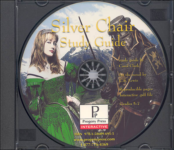 Silver Chair Study Guide on CD