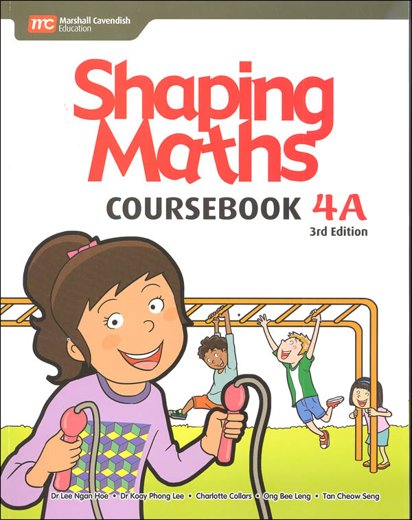 Shaping Maths Coursebook 4A 3rd Edition