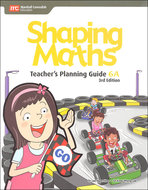 Shaping Maths Teacher's Planning Guide 6A 3rd Edition