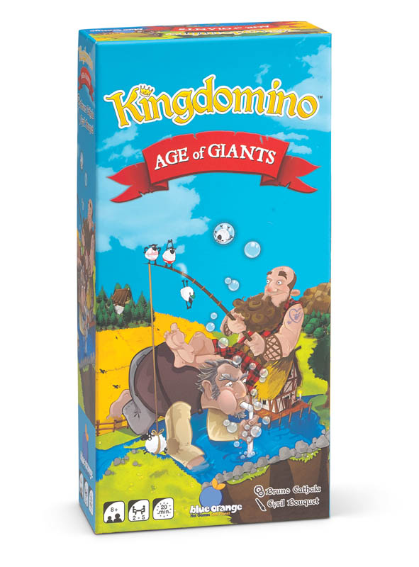 Kingdomino: Age of Giants Game