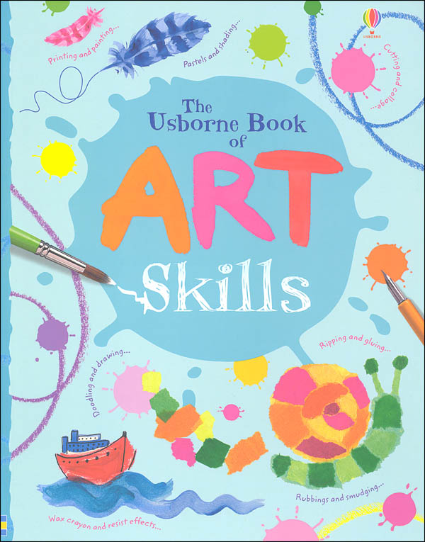 Book of Art Skills (Usborne)
