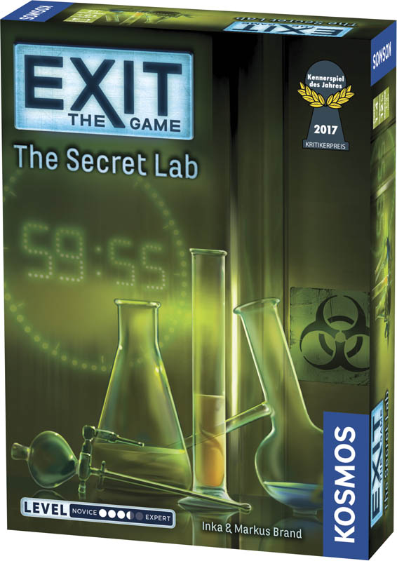 Secret Lab (Exit the Game)