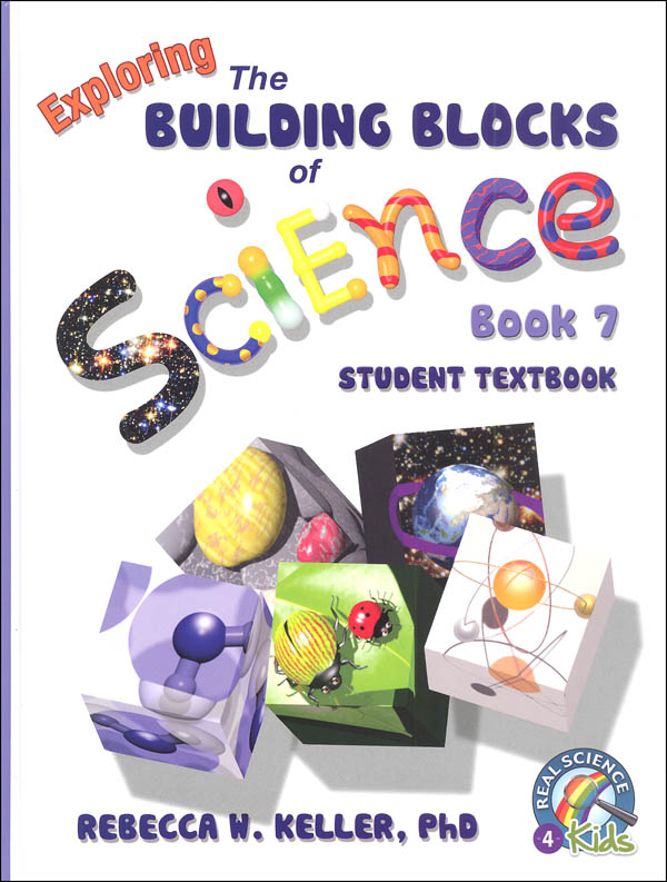 Expl Bldng Blocks of Science Bk 7 Stdt Txt HC
