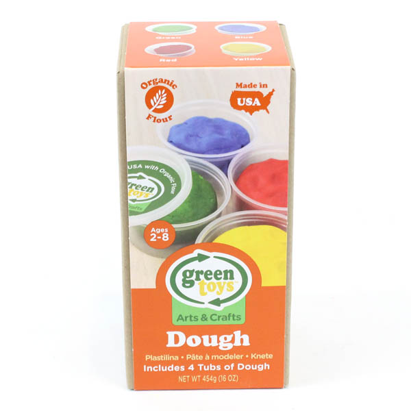 Green Toys Dough (4 Pack)