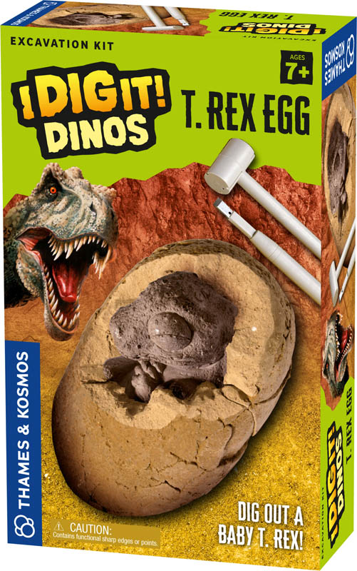 T. Rex Egg Excavation Kit (I Dig It! Dinos)