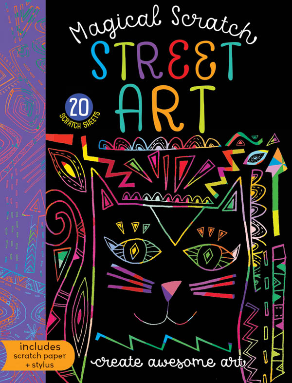 Magical Scratch: Street Art