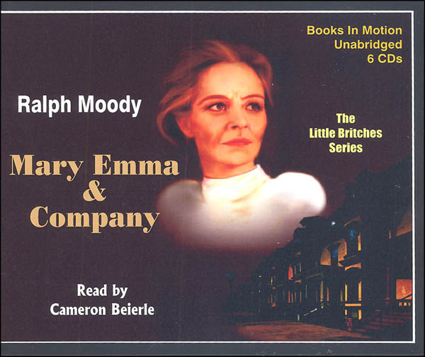 Mary Emma and Company Audiobook CDs (Ralph Moody Audiobooks)