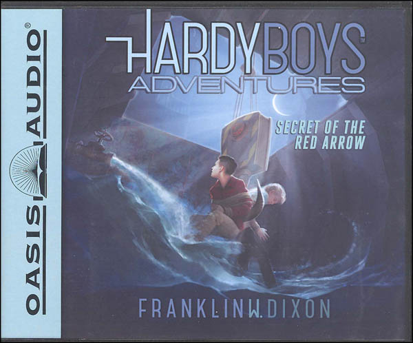 Hardy Boys Adventures: Secret of the Red Arrow CD's