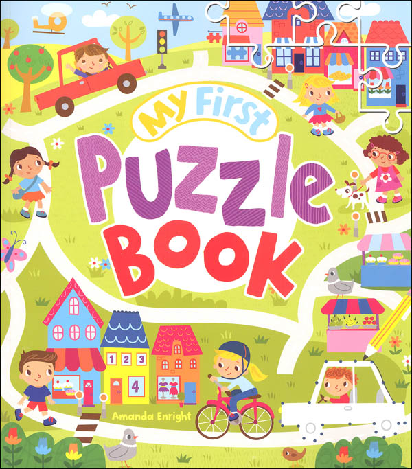 My First Puzzle Book