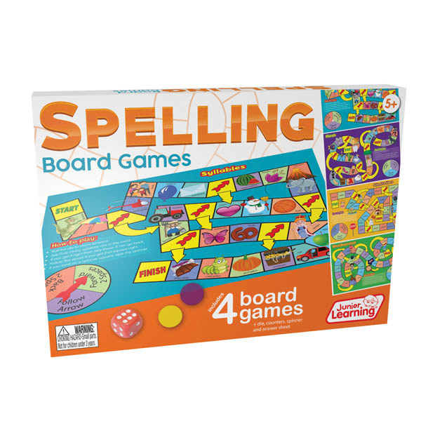Spelling Board Game