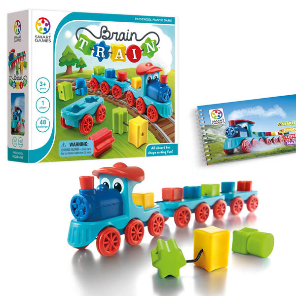 Brain Train Game