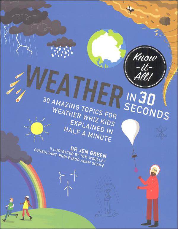 Weather in 30 Seconds (Know It All)