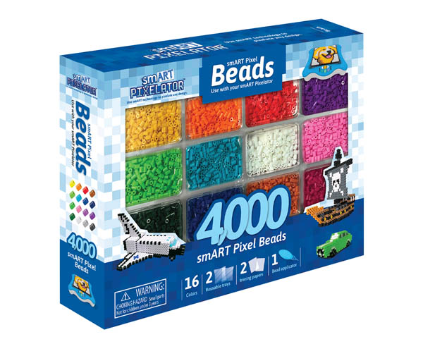 smART Pixelator Large Bead Set