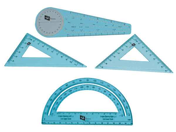 5-in-1 Compass Geometry Set