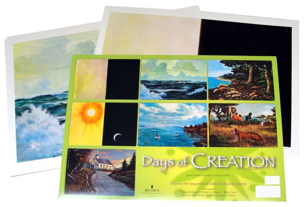 Bible Truths K5 Days of Creation 2ED UV