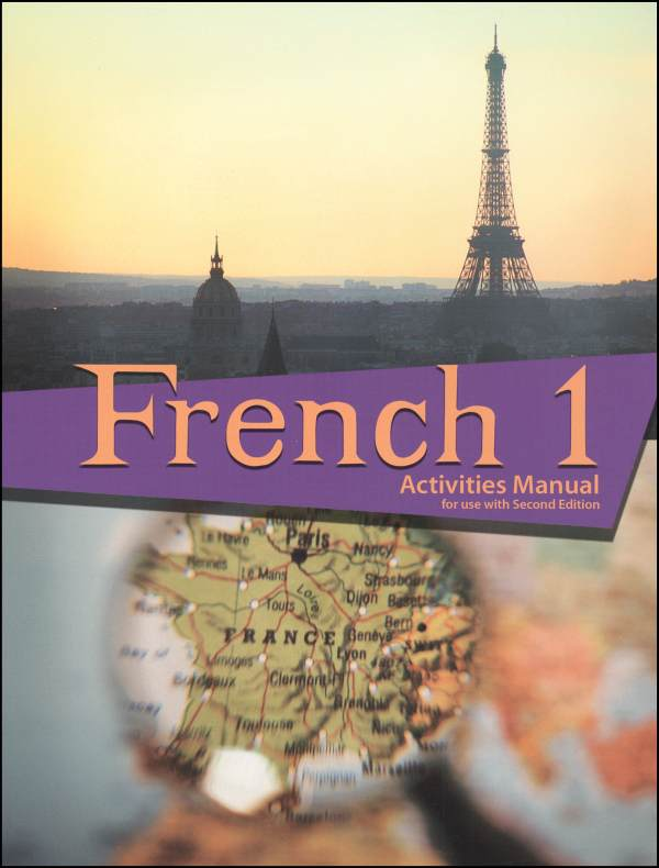 French 1 Student Activity Manual 2ED