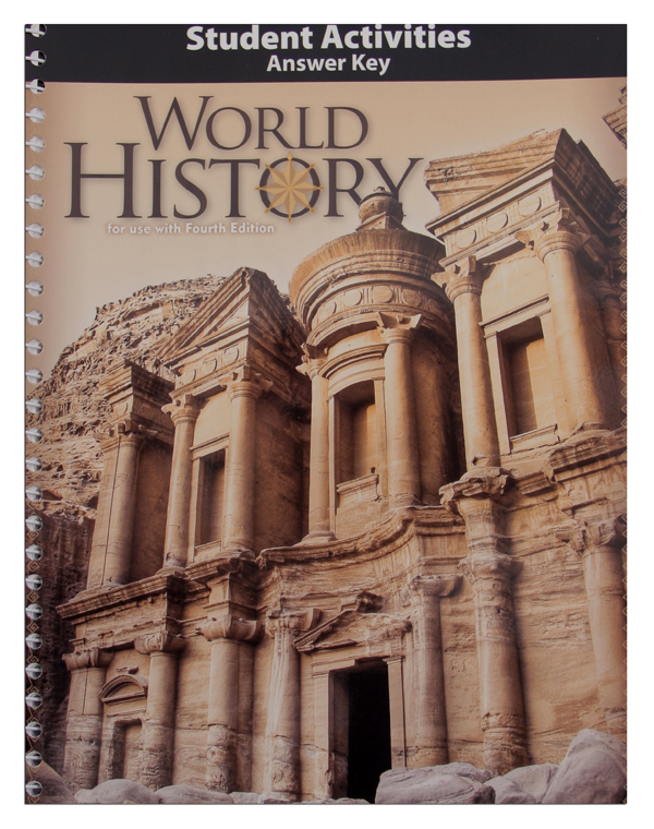 World History 10 Activity Manual Key 4th Edition