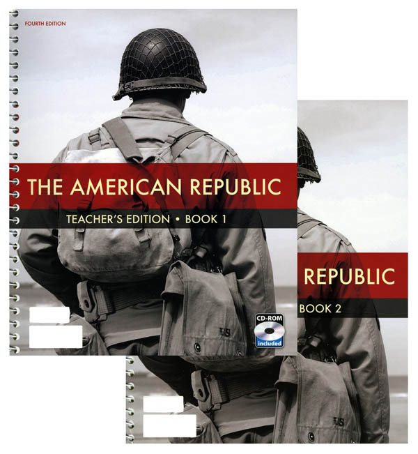 American Republic Teacher Book & CD 4th Edition