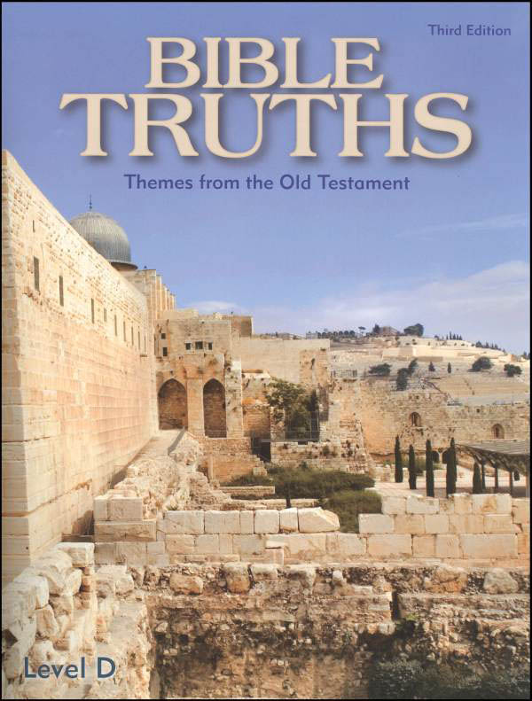 Bible Truths D Student 3ED Copyright Update