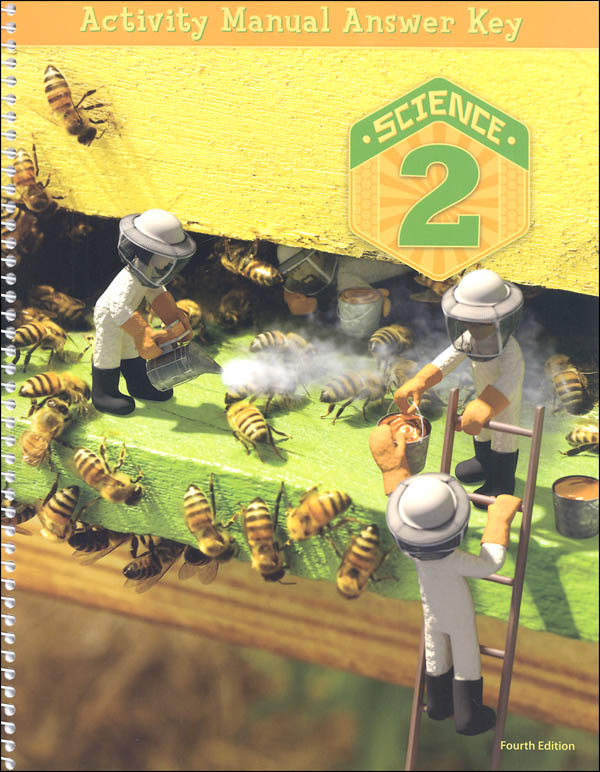 Science 2 Activity Manual Answer Key 4th Edition