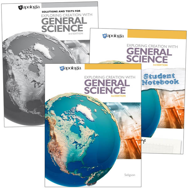Expl. Crtn w/General Science 3rd Edition SET