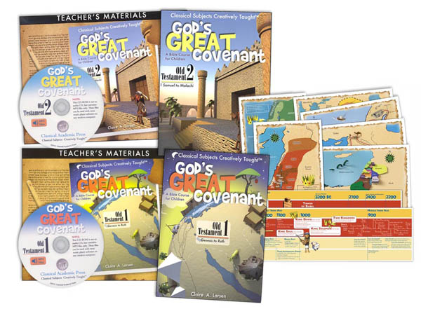 God's Great Covenant: Old Testament Complete Program