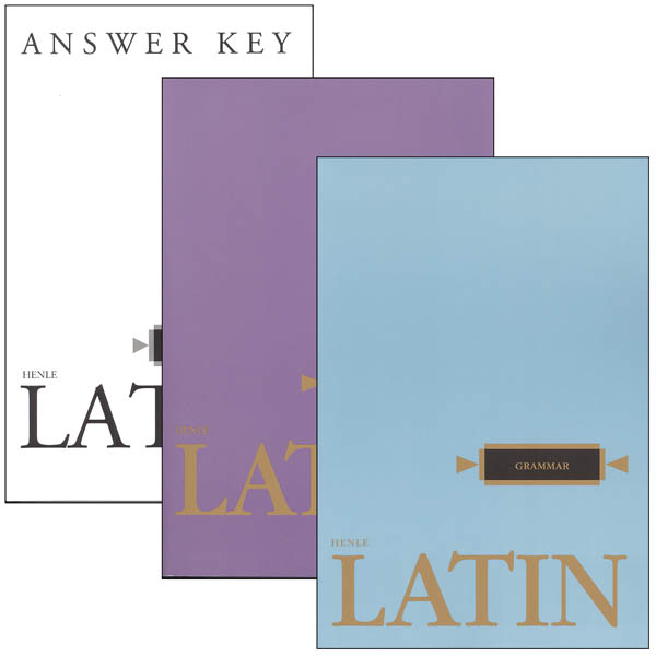 Henle Latin I Package