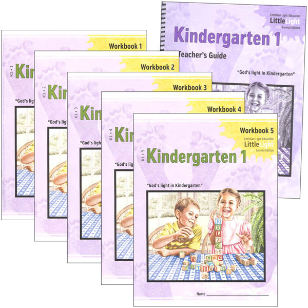 Kindergarten I LittleLight Complete Set