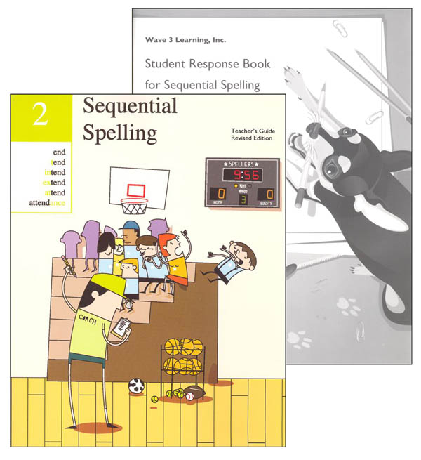 Sequential Spelling Level 2 Revised with Student Response Booklet