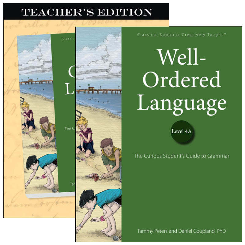 Well-Ordered Language Level 4A Set