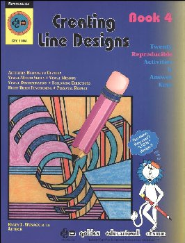 Creating Line Designs - Book 4