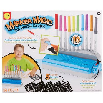 Marker Magic Air Brush Studio