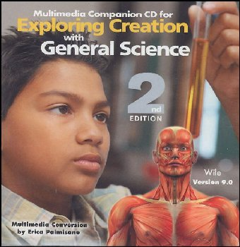 Exploring Creation with General Science Companion CD-ROM